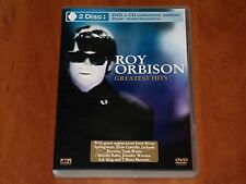 ROY ORBISON GREATEST HITS DVD CD LIVE FOOTAGE TOM WAITS BRUCE SPRINGSTEEN New