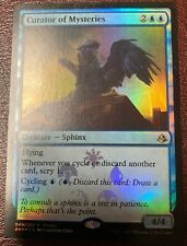 Curator of Mysteries Foil Promo Mtg