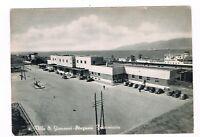 villa s. giovanni esterno stazione ferroviaria anni 50 traghetto