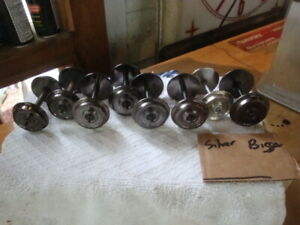 Aristocraft Black Metal Wheels 6 1 Silver 1 Larger