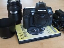Olympus E-3 Digital SLR Camera with 40-150mm lens for parts
