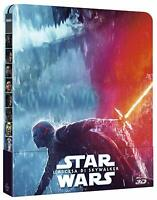 STEELBOOK 3D STAR WARS L'Ascesa Di Skywalker (2 BLU-RAY 3D + BLU-RAY)