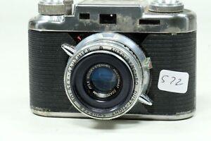 Bolsey Set-O-Matic Camera
