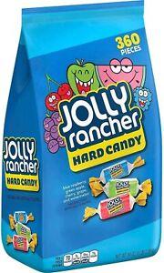 JOLLY RANCHER Hard Candy Original Flavors 2.26kg Bag 360 Pieces Aprox