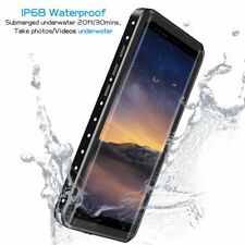 Note 8 Waterproof Case Support Wireless Charging For Samsung Galaxy Note 8 Black