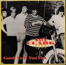 """The Dave Clark Five(7"""" Vinyl P/S)Catch Us If You Can-Hollywood-HR-65913-Ex/Ex+"""