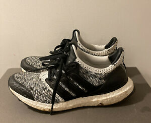 Adidas Kids Youth Black White Ultraboost Size 5.5