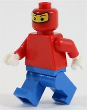 LEGO SPIDER-MAN FIRST CHASE STYLE PETER PARKER MINIFIGURE - MADE OF GENUINE LEGO