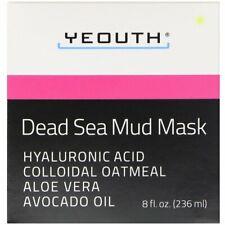 Yeouth, Dead Sea Mud Mask, 8 fl oz (236 ml)