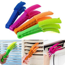 Practical Venetian Blind Washable Brush Conditioner Duster Dirt Cleaner