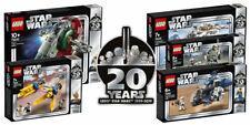 Lego Star Wars - Slave L – Édition 20ème Anniversaire - Jeu de construction - 75