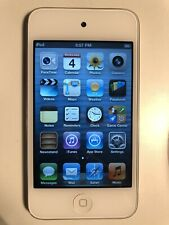 Apple iPod Touch 4th Gen White 16GB Huge 10 Gigabyte Depeche Mode Collection