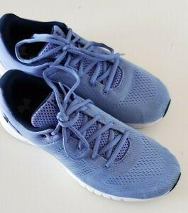 Under Armour Micro G Pursuit Women's Running Shoes- Light Blue size 8.5