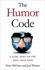 The Humor Code: A Global Search for What Makes Things Funny-ExLibrary