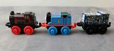 Thomas and Friends Minis Train Lot Thomas Hiro Sidney Christmas 2014