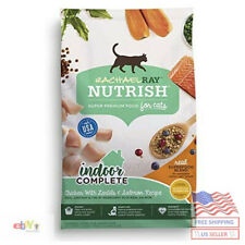 Rachael Ray Nutrish SuperFood Blends Dry Cat Food Indoor Complete 3 Lb. Bag