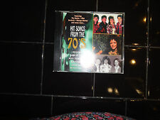 Hit Songs from the 70's Pop Legends Prime Cuts, 1997 Retro Music Records CD