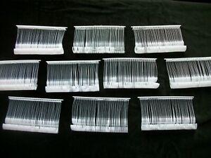 J Hooks Plastic Tagging Barbs Lot 500 Fasteners