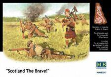 Masterbox 1:35 scale model kit  'Scotland The Brave'  MAS3547