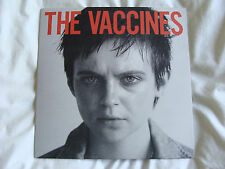 "Vaccines 7"" Teenage Icon Promo Sheets / Panic Attack Vinyl"