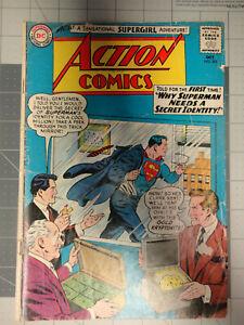 DC Comics Action Comics #305