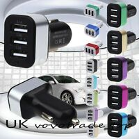 Coche USB Cargador Adaptador Para Teléfono inteligente GPS USB Charger Adapter
