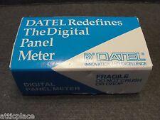 DATEL DIGITAL PANEL METER DMS-40PC-1-GS