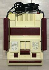 Nintendo Famicom HVC-001 Console Working AV Mod Pls Read Description  - Japan