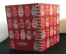 BobbleArt Matryoshka Babushka  Journal - Hardcover