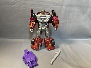 Dead End Transformers Unite Warriors Menasor Combiner Wars