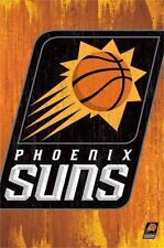 Phoenix Suns Logo Poster 22x34 T2431