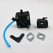US Water Pump carburetor insulator fit ZENOAH RCMK Engine for RC Gas Boat