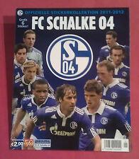 Panini Schalke 04 - 2011/2012 Leeralbum - Album RAR TOP KULT 11 / 12