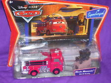 DISNEY Pixar Cars Desert Card Movie Moments Supercharged RED & STANLEY