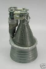 F-1 Apollo Rocket Engine Replica F1 Mahogany Kiln Dry Wood Model Large New