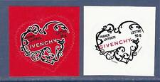 FRANCE AUTOADHESIF N°  102 & 103 ( 3998 & 3999 ) ** MNH, Givenchy, TB