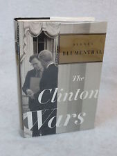 Sidney Blumenthal THE CLINTON WARS 1st Printing Farrar Straus Giroux 2003 HC/DJ