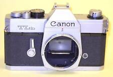 Canon TLb for FD lenses in extremely good condition