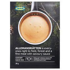 1x IKEA ALLEMANSRATTEN Cream Sauce Gravy Mix For Meatballs (Previously GRADDSAS)