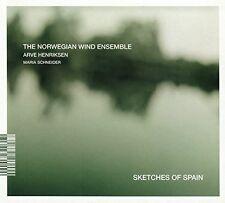 Norwegian Wind Ensemble - Sketches of Spain [New CD]