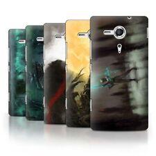 Housses et coques anti-chocs rouge Sony Xperia SP pour téléphone mobile et assistant personnel (PDA)