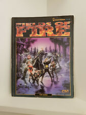 Shadowrun: Fields of Fire, RPG, Fasa, Softcover