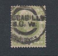 GB QV 1887 1/- SG211 CDS J6672