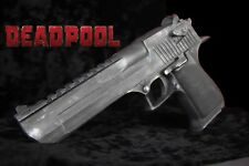 Deadpool's .50 Desert Eagle XIX Prop Replica Cold Cast