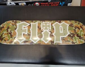 Flip Iron Cross skateboard deck