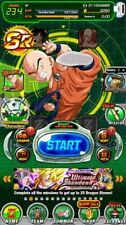 [Instant Delivery] Dokkan Battle Global farmed account 3100Stones - IOS