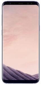 New In Box Samsung Galaxy S8+ SM-G955U - 64GB - Orchid Gray (Unlocked)