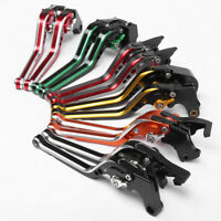 CNC Clutch Brake Levers MixColor For XSR 700 ABS / XJR1200 / XJR1300 / YZF750R