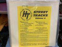 STREET TRACKS 6 LP BG THE PRICE OF RAP THE KLF STEVIE V JESSE JAYMES