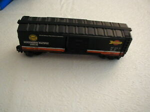 NEW K LINE 0/027 SOUTHERN PACIFIC OVERNIGHT ARROW BOX TRAIN CAR 1999-45